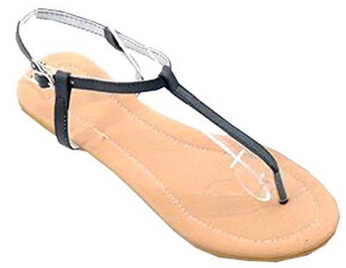 chaussure chantiers sandales femelle Xiuhong Noir grands Boutique qX6WwUFtP