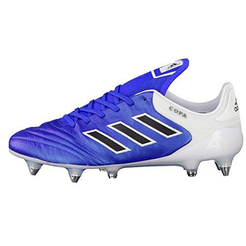 adidas Copa 17.1 Sg, para los Zapatos de Entrenamiento de Fútbol para Hombre Azul (Azul/negbas/ftwbla)