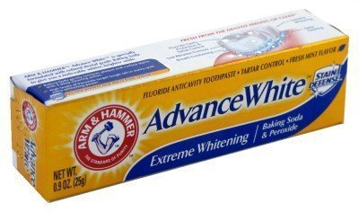Arm & Hammer Toothpaste Advance X-Treme Whitening 0.9 oz. (Pack of 12)