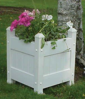 Dura-Trel 11123 Small Planter Box