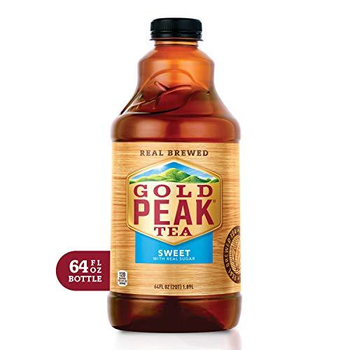 Gold Peak Sweetened Black Iced Tea Drink, 64 fl oz