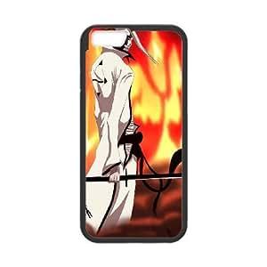 iPhone 6 Plus 5.5 Inch Cell Phone Case Covers Black ichigo Hard Phone Case Plastic XPDSUNTR14138