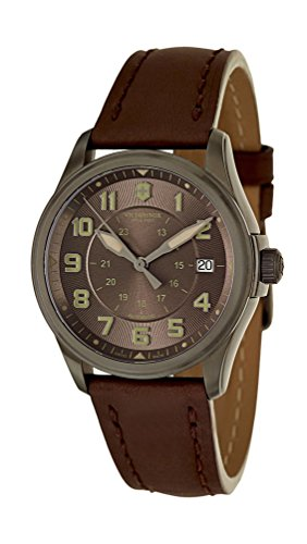 Victorinox Men's 241519 Infantry Analog Display Swiss Automatic - Swiss Army Watch Automatic