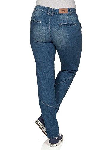 sheego Denim Vaqueros boyfriend tallas grandes nueva colección Mujer azul oscuro