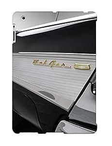 2db67ec2957 New Premium Flip Case Cover 1957 Chevrolet Bel Air Convertible 283 Dual Quad Classic Cars L Skin Case For Ipad 2/3/4 As Christmas's Gift