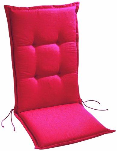 Best Migliori 5281330 - Cuscini (seduta e schienale Cuscino, Sedia, Rettangolo, 52 cm, 140 cm, 9 cm) Monotono 05281330