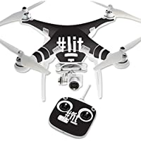 Skin For DJI Phantom 3 Standard – Lit 2 | MightySkins Protective, Durable, and Unique Vinyl Decal wrap cover | Easy To Apply, Remove, and Change Styles | Made in the USA