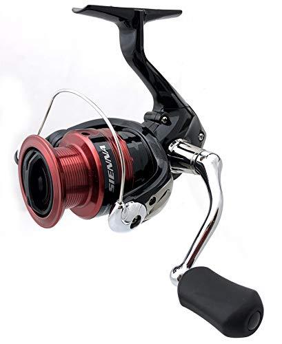 SHIMANO Sienna Spinning Fishing Reel, Gear Ratio 5.0:1