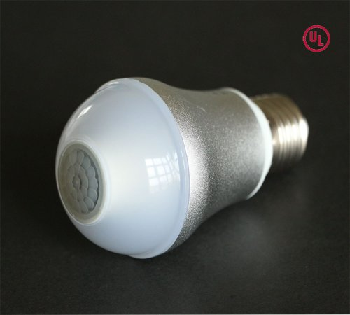 KCRIUS(TM) Energy Saving LED Bulb with Motion Sensor 4.2W, - Shopping Online Shenzhen