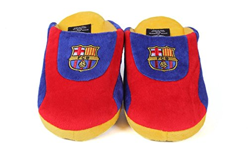 and Mens Low Barcelona Happy Pro Womens FC Slippers Feet T4ngUUqWa