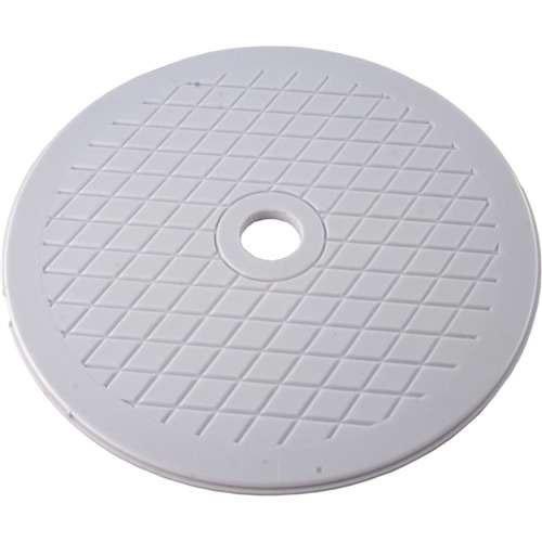 Skimmer Cover Lid White Round 7-11/16