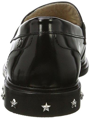 Black Mocassins Tommy Tommy D1285aisy Hilfiger Noir Femme Hilfiger 13a1 fRxqT8w6