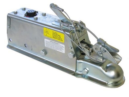 Brake Titan Actuator - Titan Model 60 Leverlock Actuator for Disc Brakes 7000 lb- 47154007K Zinc