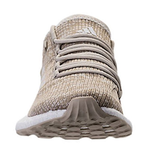 adidas Pureboost Clima, Scarpe da Corsa Uomo, Marrone (Marcla/Blatiz/Mararc), 42/43 EU