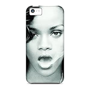 High Quality Abrahamcc Rihanna Skin Case Cover Specially Designed For Iphone - 5c