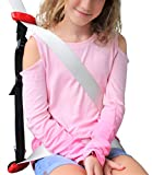 CLYPX Car Booster Seat Replacement for Kids - Certified Road Legal Seatbelt Positioner in US & EU | Ages 4-12 |