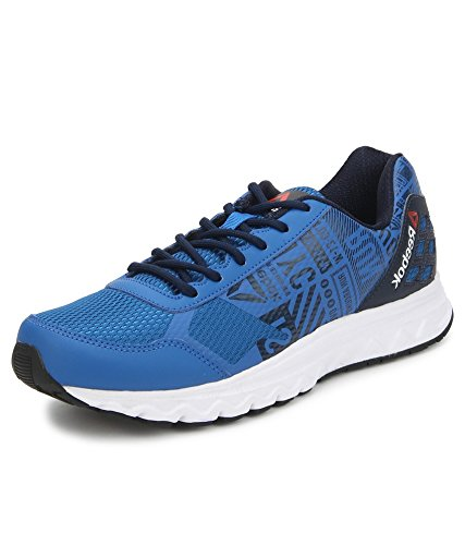 a40d4c9e8f3 REEBOK Men RUN VOYAGER Blue Running Shoes  Buy Online at Low Prices ...