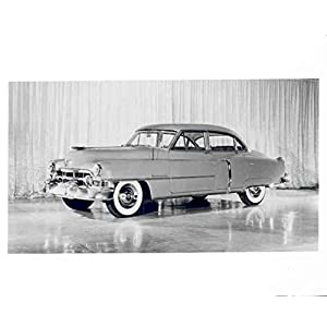 1950 Cadillac Series 62 Sedan Factory Photograph