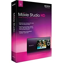 Sony Creative Software Vegas Movie Studio Hd 11.0 [Old Version]