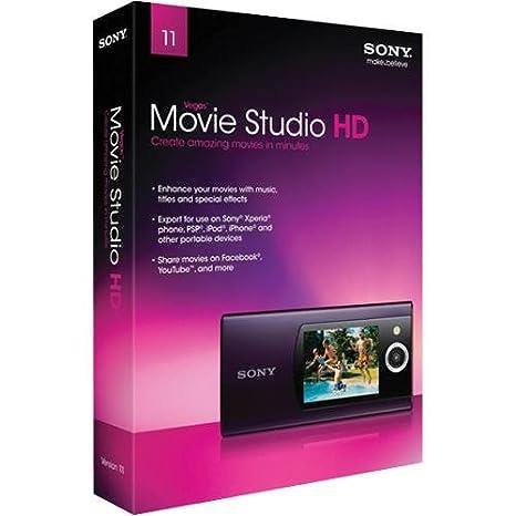 Sony Creative Software Vegas Movie Studio Hd 11.0  Old Version   Amazon.ca   Electronics bf42088c51e