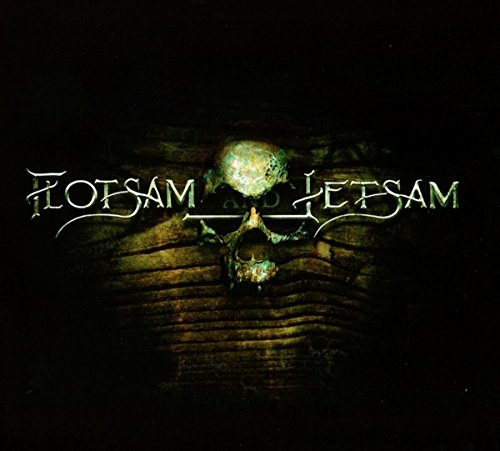 Flotsam and Jetsam: Flotsam and Jetsam (Digipak) (Audio CD)