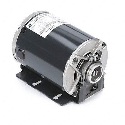 Pump Motor, Split Ph, 1/2 HP, 1725, 115V, 48Y