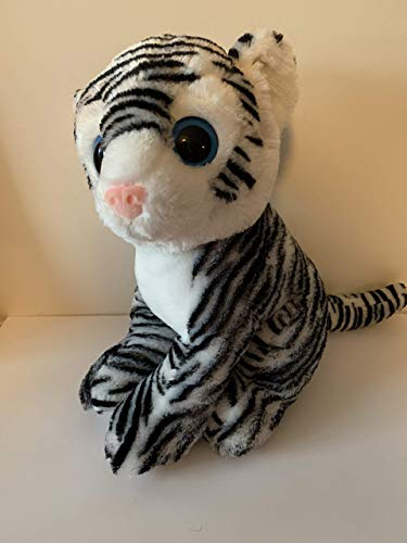 tiger 3 lbs sensory toy Weighted stuffed animal washable weighted buddy