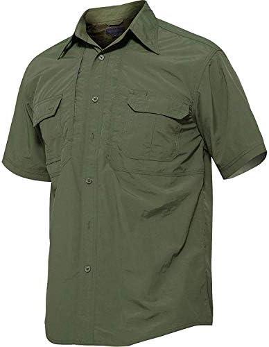 アウトドアシャツ ミリタリーシャツ 裏メッシュ ドライシャツ カジュアル シャツ 登山 釣り 大きいサイズ メンズ 通気速乾