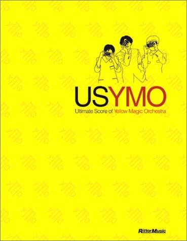 Scorebook YMO Ultimate score ( score book ()