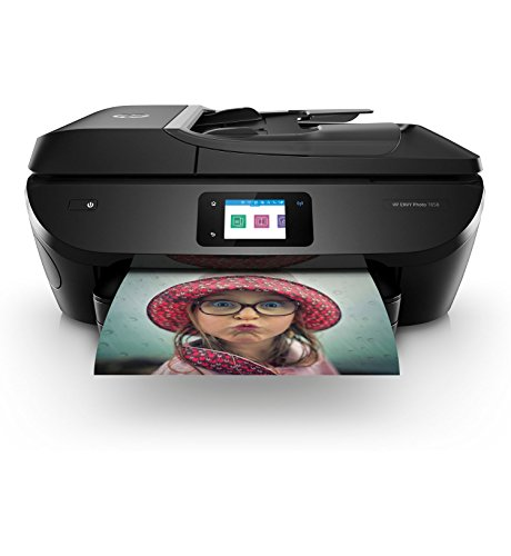 HP ENVY Photo 7858 All-in-One Inkjet Photo Printer with Mobi
