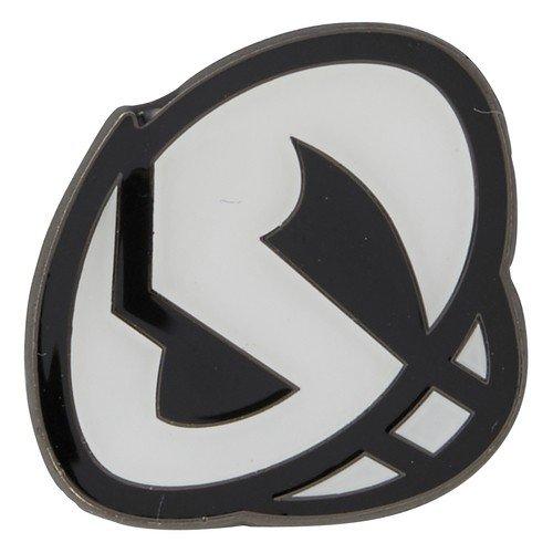 Hat Collectible Team Pin - Pokemon Sun and Moon Team Skull Badge