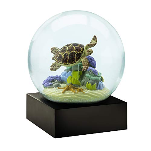 CoolSnowGlobes Sea Turtle Snow Globe
