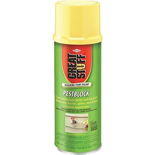 GREAT STUFF Pestblock 12 oz Insulating Foam Sealant - Foam Spray