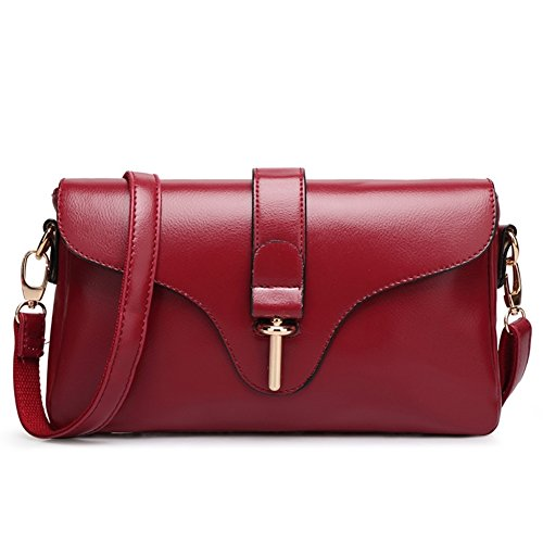 Lodis Convertible Clutch (JHB700030C1 PU Leather Korean Style Women's Handbag,Square Cross-Section Small Square Package)