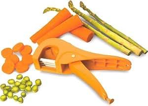 Amco Houseworks Quick Slice Veggie Chopper