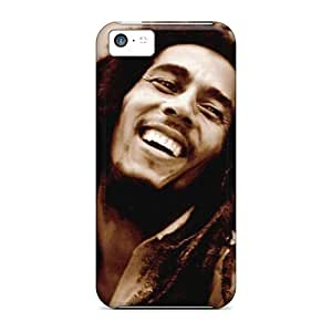 2015 CustomizedNew Style 5c Protective Cases Covers/ Iphone Cases - Bob Marley