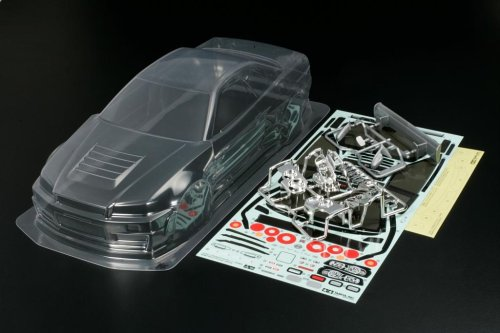 Tamiya Nismo R34 GT-R RC Body Set