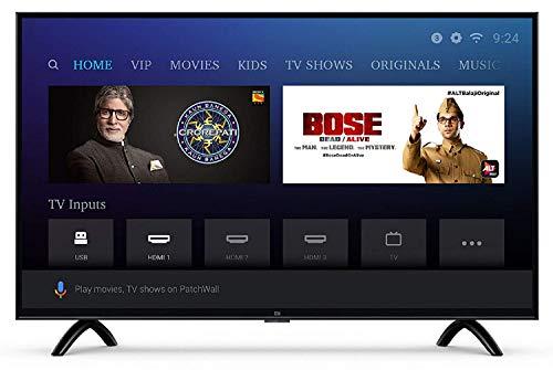 Mi LED TV 4C PRO 80 cm (32) HD Ready Android TV (Black)