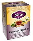 Egyptian Licorice Tea Bags, 16 bg ( Multi-Pack)