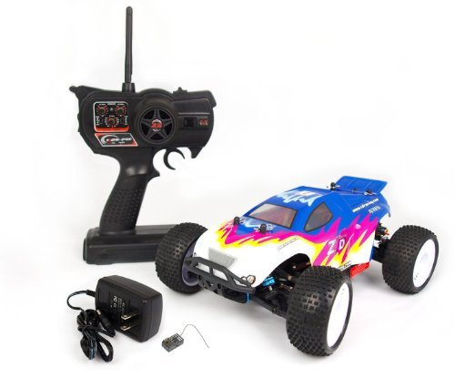 ZD Racing 9022 1/16 Scale 4WD Brushless Electric Truggy (RTR)