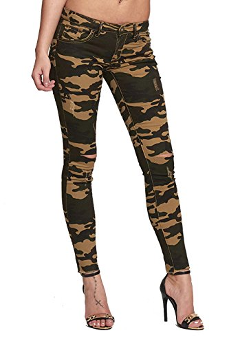 khaki Jeans 16 Donna Divadames 549 RwIxqdF