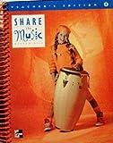 Share The Music Teacher's Edition, Grade 5