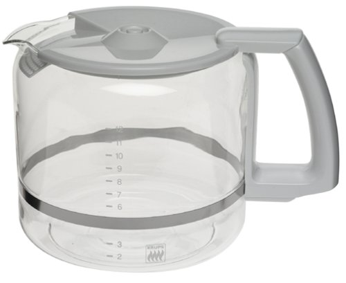Krups 035-70 Replacement Carafe, White, DISCONTINUED (Replacement White Carafe)