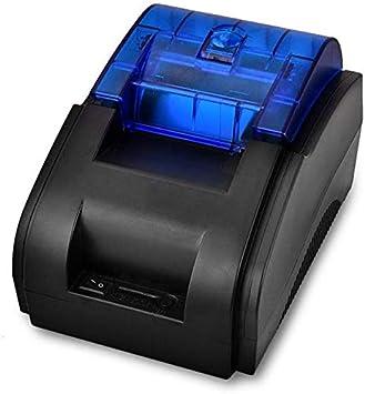 Nfudishpu Impresora térmica de Etiquetas, impresión de ...