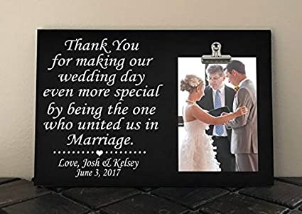 Gift Ideas For Friend Officiant