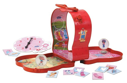 Strawberry Shortcake Slumber Party Tin Game