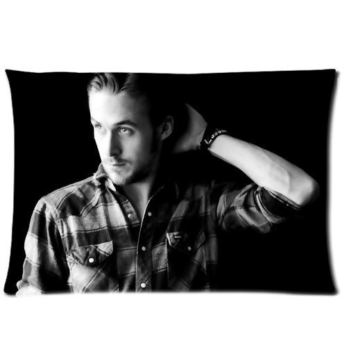Custom Ryan Gosling Pillowcase Standard Size 20x30 PWC-1716