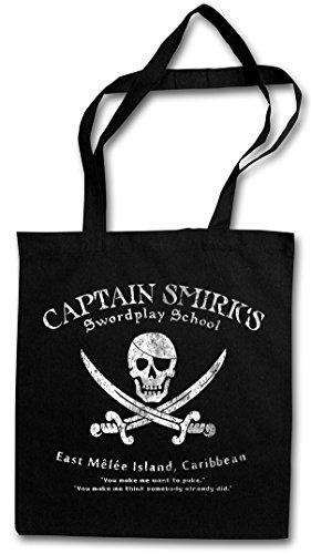 CAPTAIN SMIRK'S SWORDPLAY SCHOOL HIPSTER BAG �?The Game Secret Caribbean of Monkey Insel East Island