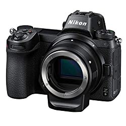 Image of the product Nikon Z6 FX Format that is listed on the catalogue brand of Nikon.