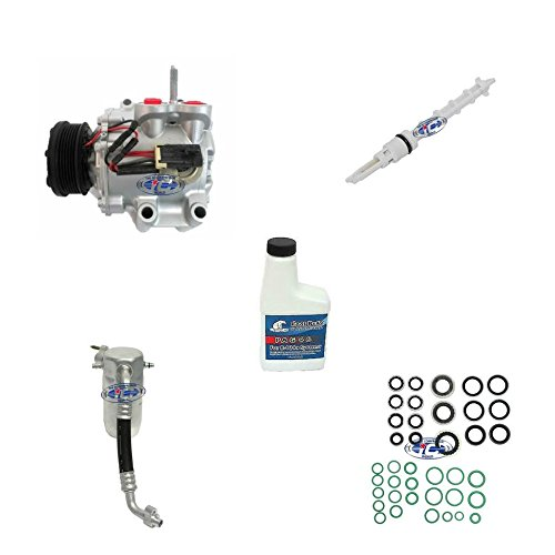 - A/C Compressor Kit Fits Chevrolet Trailblazer GMC Envoy 2002 L6 4.2L (Only Without Rear A/C) 77561